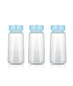 Bộ 3 Bình Trữ Sữa PP Cổ Hẹp Spectra 150ml